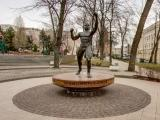 Памятник Самургашеву